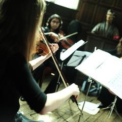 Johanna Finnemann Violinist in Cambridge