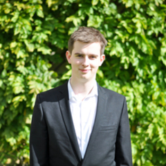 Benedict Kearns Pianist in Cambridge