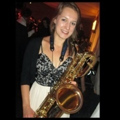 Katie Miles Saxophone Player in Cambridge