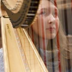 Elspeth Wilson Harpist in Cambridge