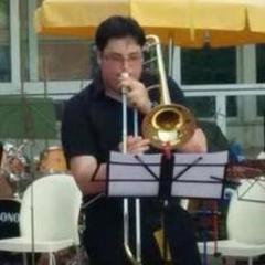 Joshua de Gromoboy Trombone Player in Ely