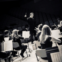 Cambridge University Chamber Orchestra (CUCO) Orchestra in Ely