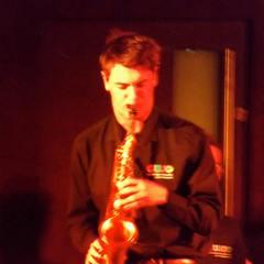 Ben Jones Saxophone Player in Cambridge