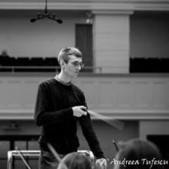 Richard Miller Conductor in London