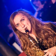 Claire Shaw Saxophone Player in London