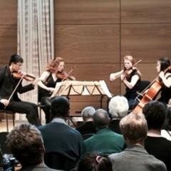 Manon Quartet String Quartet in London