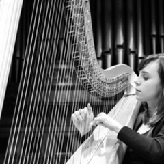 Bethan Griffiths Harpist in the UK