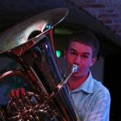 William Woodall Tuba Player in Peterborough