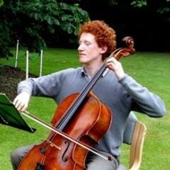 Gideon Gray Cellist in Cambridge