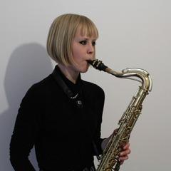 Helena Kay Saxophone Player in London