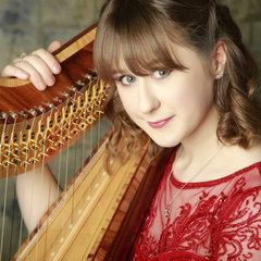 Catrin Meek Harpist in London