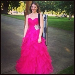 Chloe Stowers-Veitch Violinist in the UK