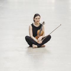 Joanna Jaga Klimaszewska Violinist in London