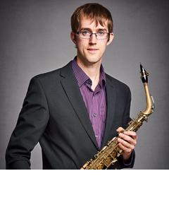 Alastair Penman Saxophone Player in Cambridge