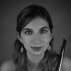 Aleksandra Henszel Flute Player in London