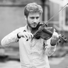 John Garner Violinist in London