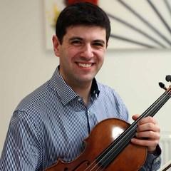 Joe Bronstein Viola Player in Manchester