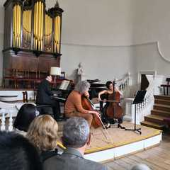 Sophie Cheng Cellist in Oxford