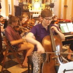 Sarah Batten Cellist in Oxford