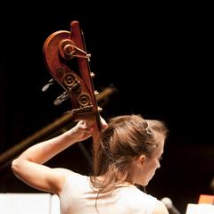 Elena Marigomez Double Bass Player in London