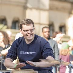 Harry Bent Percussionist in Birmingham