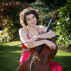 Lucy Arch Cellist in Manchester