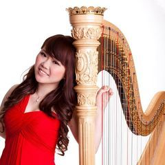 Sunshine Lo  Harpist in London