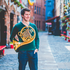 Alexander Stead French Horn Player in London