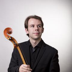 Thomas Bertolotti Cellist in London