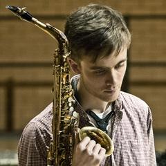 Lewis Banks Saxophone Player in Glasgow