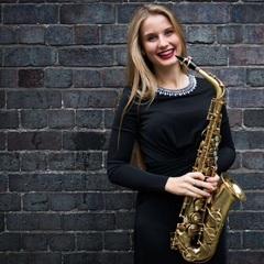 Hannah Corcoran Saxophone Player in Leeds