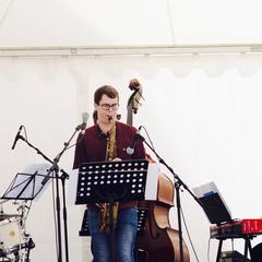 Tom Barford Saxophone Player in London
