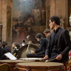 Emmanuel Joste Percussionist in London