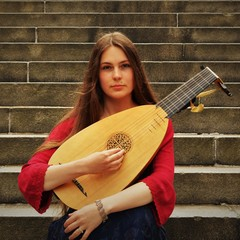 Kristiina Watt Singer in Glasgow