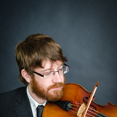 Martin Ash Viola Player in Oxford