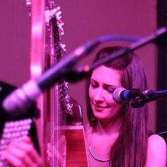 Ruth Mackay Harpist in Glasgow