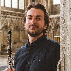 James Fletcher Oboe Player in Ely