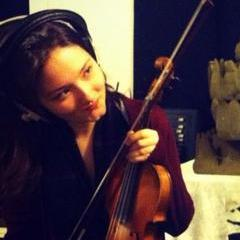 Abigail Young Violinist in Glasgow