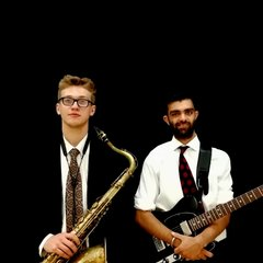 Chopra-Heaton Duo Jazz Band in Bristol