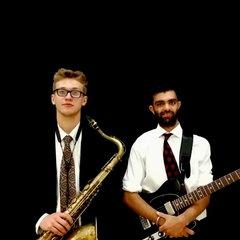 Chopra-Heaton Duo Jazz Band in the UK