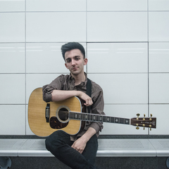 Aidan Moodie Guitarist in Glasgow