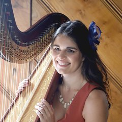 Megan Morris Harpist in the UK