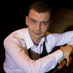 Paulius Rudokas Pianist in Glasgow