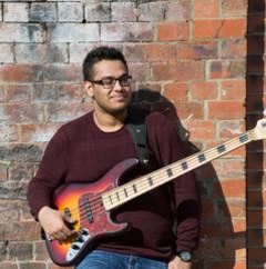Manraj Lall Guitarist in Birmingham