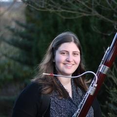 Meghan Killen Bassoonist in Birmingham