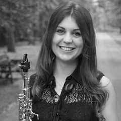 Naomi Bayley Saxophone Player in Cardiff