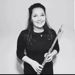Georgina Silverton Flute Player in Birmingham