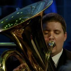 Andy Johnson Tuba Player in West Midlands