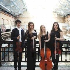 The  Amicus String Quartet String Quartet in Leeds