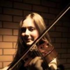 Rebecca Cheminais Violinist in Glasgow